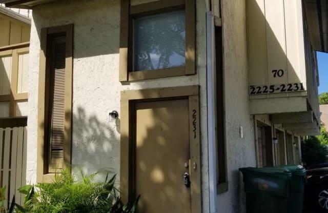 2231 NW 59 Ave E-70 - 2231 Northwest 59th Avenue, Lauderhill, FL 33313