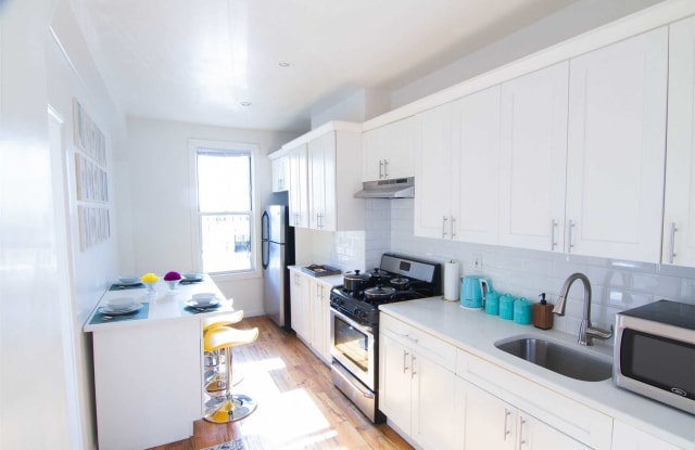458 Glenmore Avenue - 458 Glenmore Avenue, Brooklyn, NY 11207