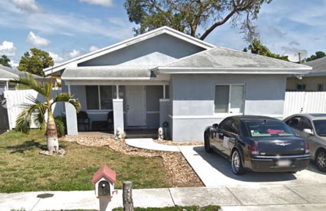 3107 NW 63rd Ter - 3107 Northwest 63rd Terrace, Gladeview, FL 33147