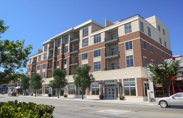 The Residences of Wilmette - 617 Green Bay Rd, Wilmette, IL 60091