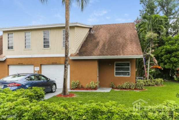 4480 NW 109th Terrace - 4480 NW 109th Ter, Coral Springs, FL 33065