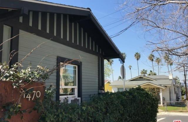 1470 SCOTT Avenue - 1470 W Scott Ave, Los Angeles, CA 90026