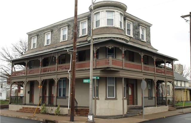 101 E BROAD STREET - 101 E Broad St, Quakertown, PA 18951