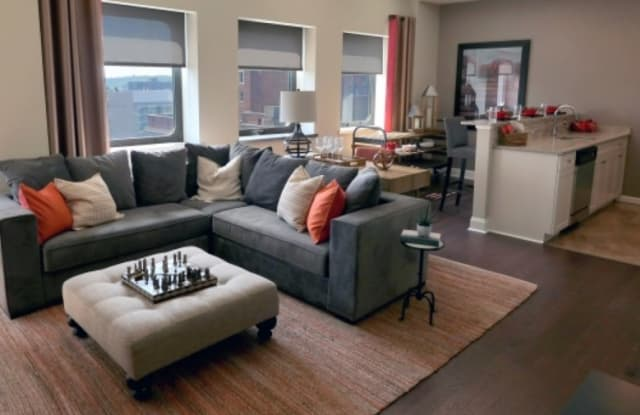 The Residences at the Alcoa Building - 611 William Penn Pl, Pittsburgh, PA 15219