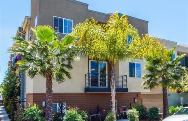 4543 Rainier Ave #17 - 4543 Rainier Avenue, San Diego, CA 92120