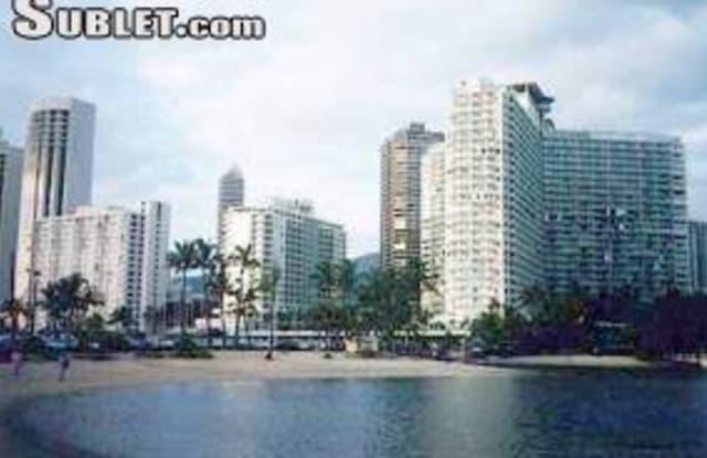 1777 Ala Moana Blvd - 1777 Ala Moana Boulevard, Honolulu, HI 96815