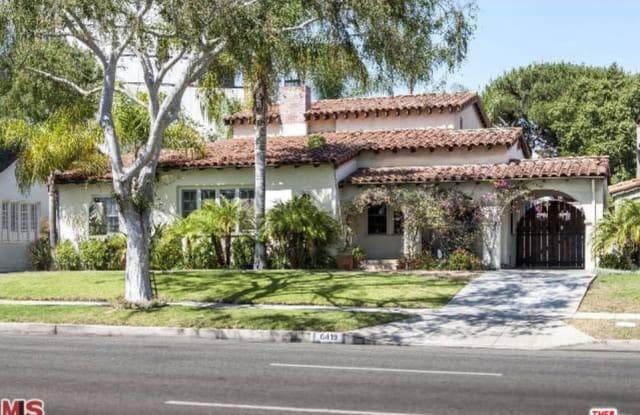 6419 SAN VICENTE - 6419 San Vicente Boulevard, Los Angeles, CA 90048