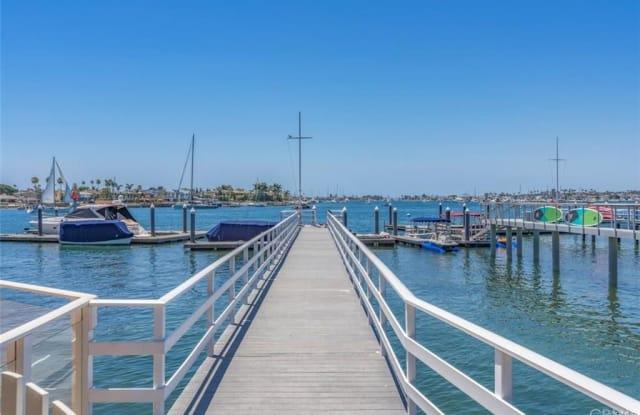 107 N Bayside Drive - 107 Bayside Pl, Newport Beach, CA 92625