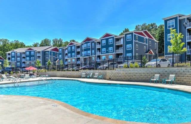 10 Newbridge Apartments - 10 Newbridge Pkwy, Woodfin, NC 28804