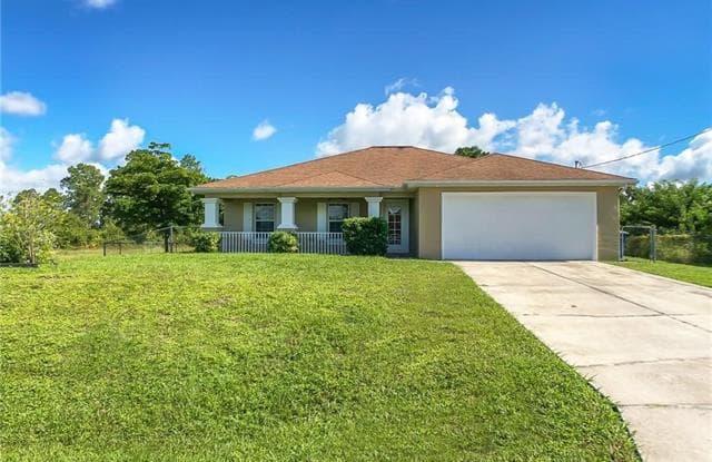 3012 69th ST W - 3012 69th Street West, Lehigh Acres, FL 33971