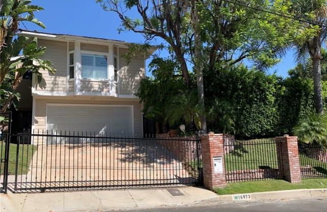 16973 Strawberry Drive - 16973 Strawberry Drive, Los Angeles, CA 91436