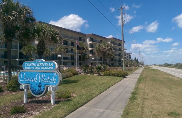 2700 OCEAN SHORE Boulevard - 2700 Ocean Shore Boulevard, Ormond-by-the-Sea, FL 32176