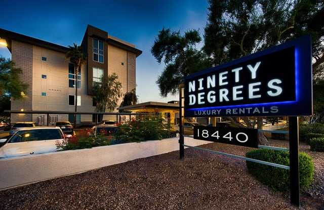 Ninety Degrees at Paradise Ridge - 18440 N 68th St, Scottsdale, AZ 85054