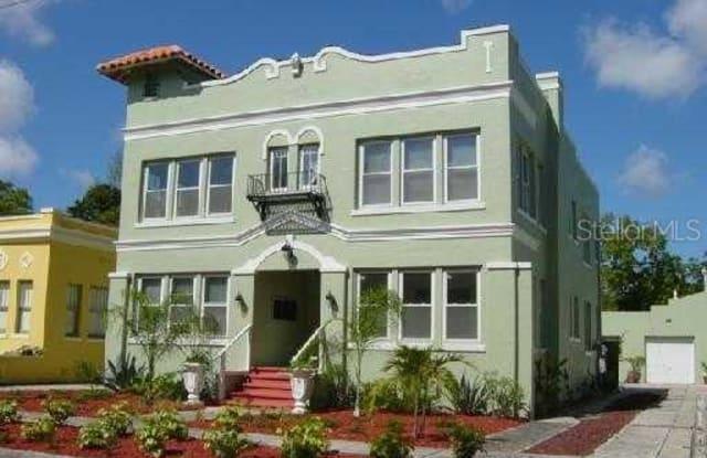 2006 JACKSON STREET N - 2006 Jackson Street North, St. Petersburg, FL 33704