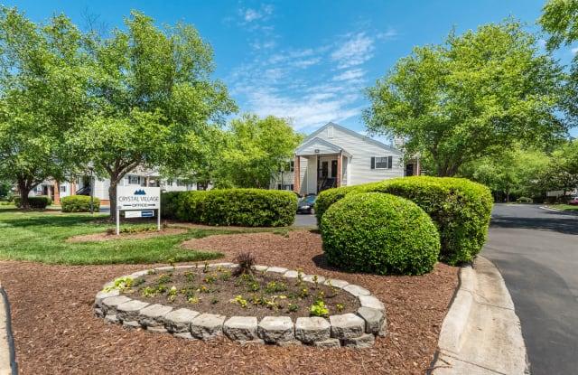Crystal Village Apartments - 2610 Camellia Dr, Durham, NC 27705