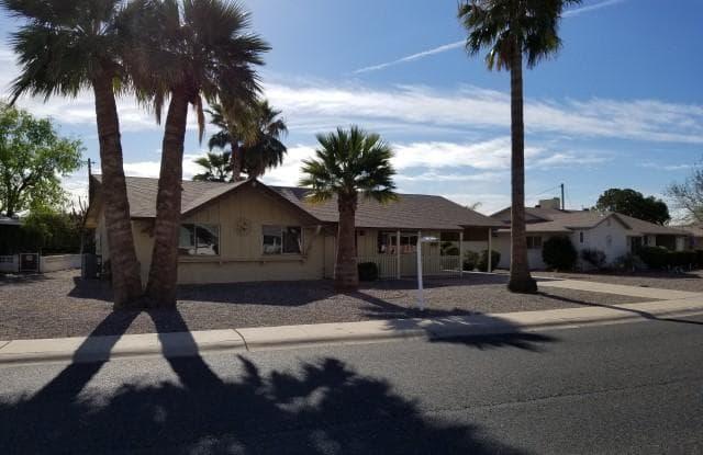 10317 W PINEHURST Drive - 10317 West Pinehurst Drive, Sun City, AZ 85351