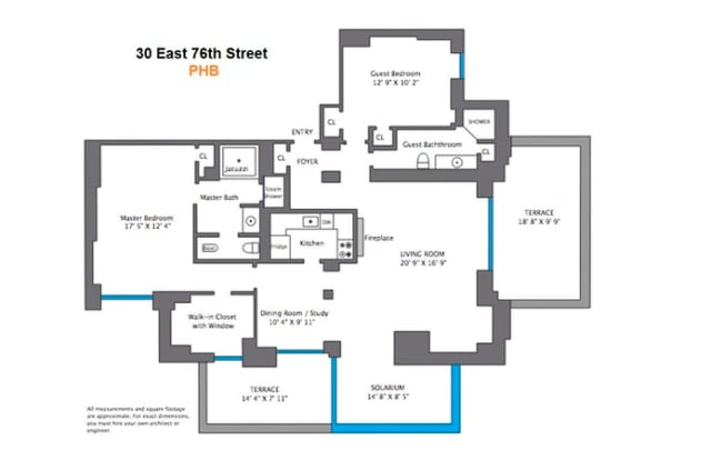 30 East 76th Street - 30 East 76th Street, New York, NY 10021