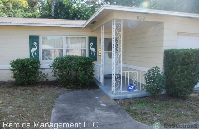 830 65th Ave S - 830 65th Avenue South, St. Petersburg, FL 33705