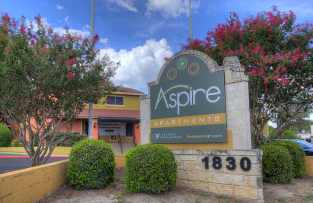 Aspire - 1830 Bandera Rd, San Antonio, TX 78228