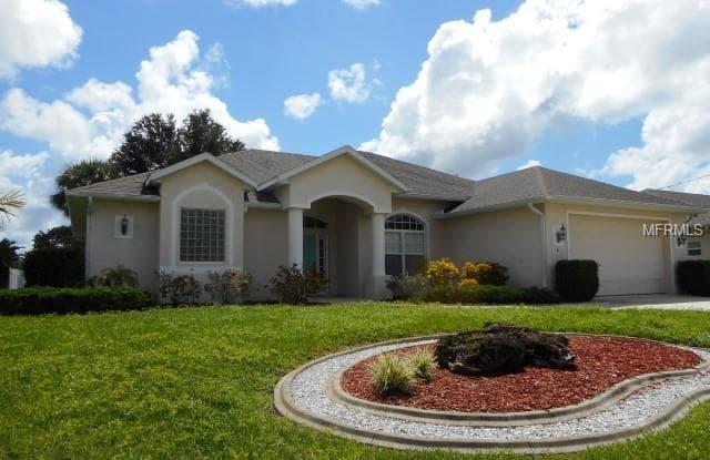 6 BROADMOOR LANE - 6 Broadmoor Lane, Rotonda, FL 33947