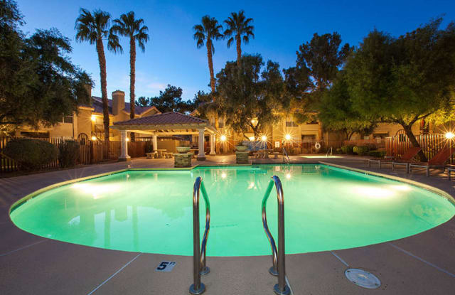 Gloria Park Villas Apartments - 3625 S Decatur Blvd, Las Vegas, NV 89103