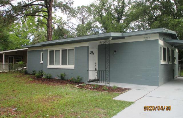 7213 EUDINE DR S - 7213 South Eudine Drive, Jacksonville, FL 32210