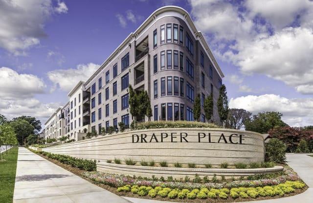 Draper Place - 2433 Randolph Road, Charlotte, NC 28211