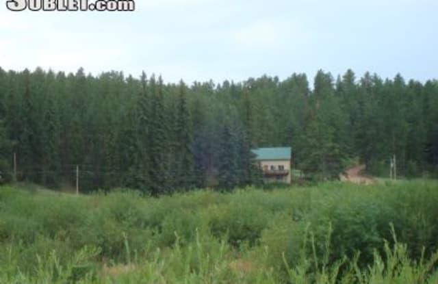 15729 Pine Lake Dr - 15729 Pine Lake Drive, Westcreek, CO 80135