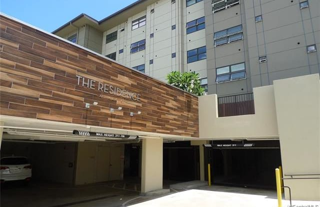 1310 Pensacola Street - 1310 Pensacola Street, Honolulu, HI 96814