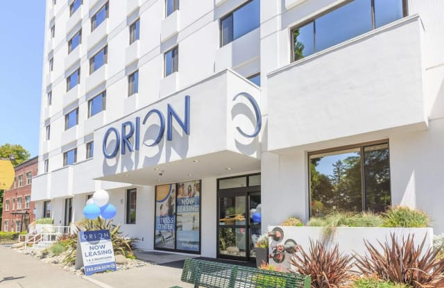 The Orion Apartment Homes - 29 St Helens Ave, Tacoma, WA 98402