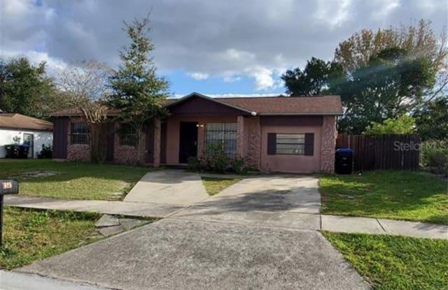4541 SAN SEBASTIAN CIRCLE - 4541 San Sebastian Circle, Pine Hills, FL 32808