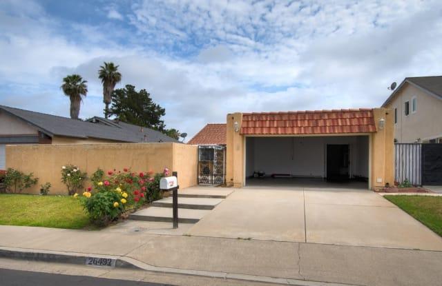 26492 Via Conchita - 26492 via Conchita, Mission Viejo, CA 92691