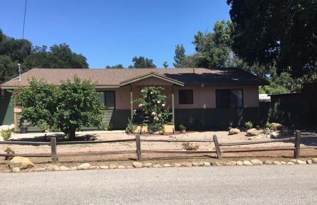 126 S Arnaz St - 126 South Arnaz Street, Meiners Oaks, CA 93023
