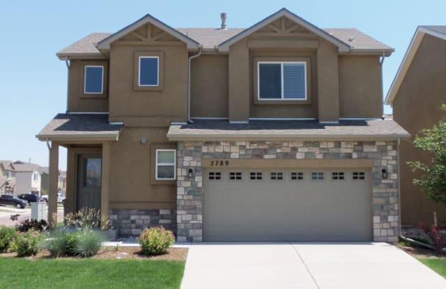 5789 Nairnshire Drive - 5789 Nairnshire Drive, Colorado Springs, CO 80923