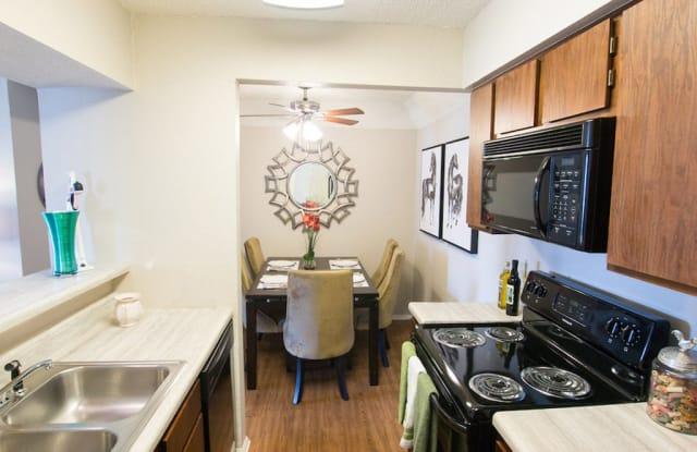 Ashford Overlook Apartments - 6339 S 33rd West Ave, Tulsa, OK 74132