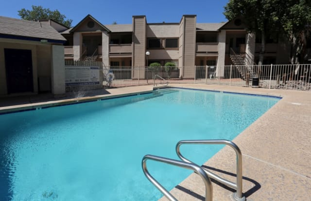 Brook Creek Apartments - 4937 W Myrtle Ave, Glendale, AZ 85301