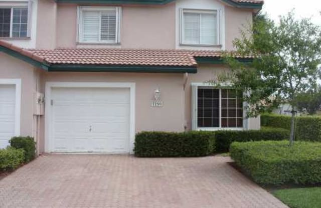 7250 NW 61 Ter Terrace - 7250 NW 61st Ter, Parkland, FL 33067