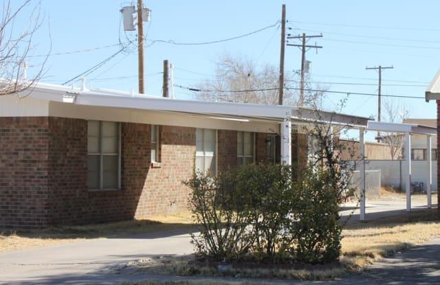 902 N Missouri - 902 N Missouri St, Fort Stockton, TX 79735