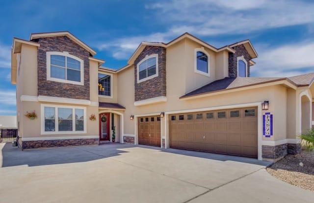 12576 GLOBE MALLOW Drive - 12576 Globe Mallow Court, El Paso, TX 79928