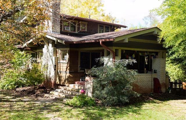6 Coleman Avenue - 6 Coleman Avenue, Asheville, NC 28801
