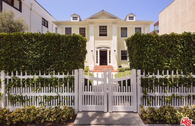 435 MONTANA Avenue - 435 Montana Avenue, Santa Monica, CA 90403