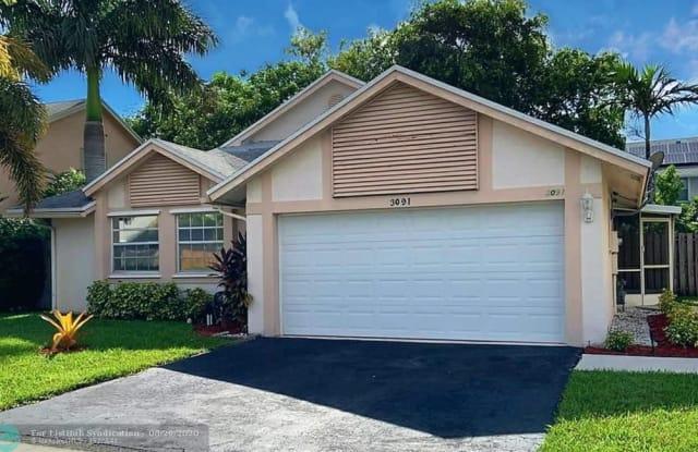 3091 NW 123RD AVE - 3091 Northwest 123rd Avenue, Sunrise, FL 33323