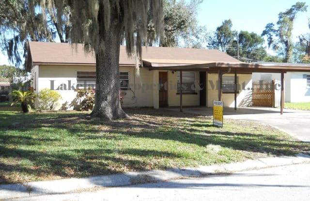 1031 Canal Dr W - 1031 Canal Drive North, Combee Settlement, FL 33801