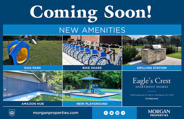 Eagle's Crest Apartment Homes - 1008 Eaglecrest Ct, Harrisburg, PA 17109