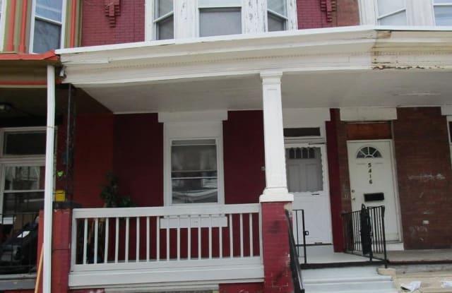 5414 IRVING STREET - 5414 Irving Street, Philadelphia, PA 19139