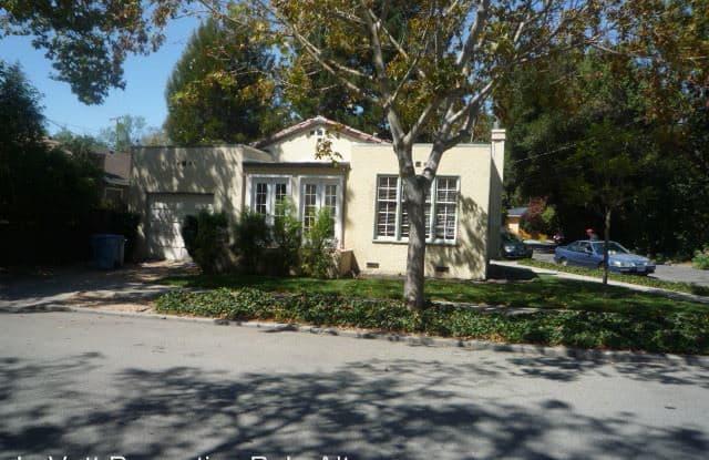 792 Palo Alto Ave - 792 Palo Alto Avenue, Palo Alto, CA 94301