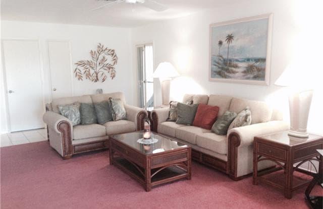 1739 Golf Club DR - 1739 Golf Club Drive, Lochmoor Waterway Estates, FL 33903