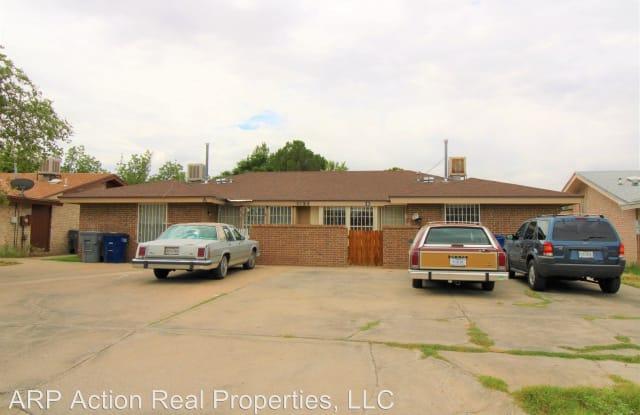8154 Saint Andrew Unit D - 8154 Saint Andrew Lane, El Paso, TX 79907
