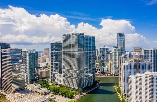 475 BRICKELL AVE - 475 Brickell Avenue, Miami, FL 33131