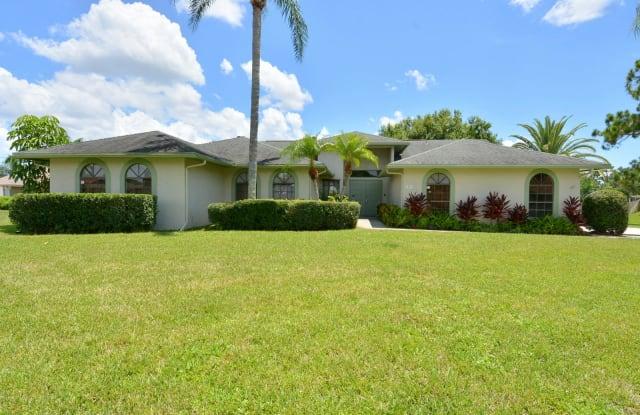 3001 SE Farley Road - 3001 Southeast Farley Road, Port St. Lucie, FL 34952